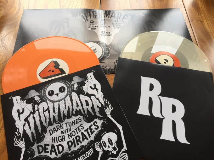 HIGHMARE VINYL FIRST PRESSING