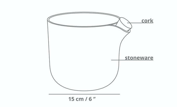 Ultimate Self-Watering Flowerpot, The Natural Balance by