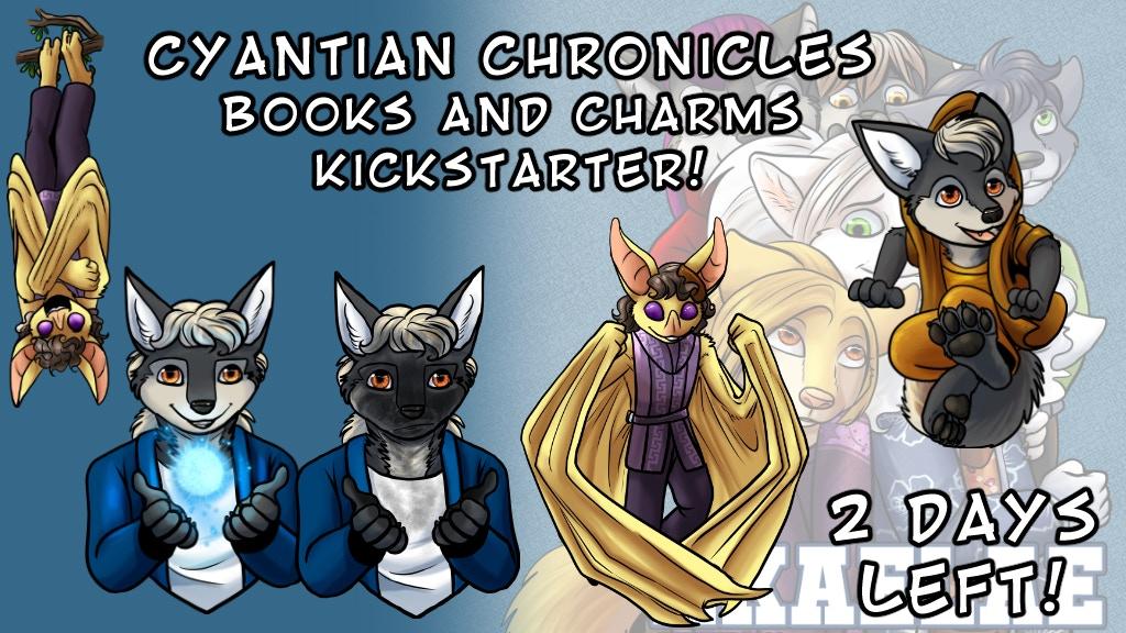 Cyantian Chronicles Fall Printing Run project video thumbnail