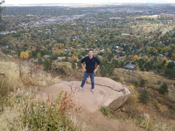 Chris Chan CEO setting up operations in Boulder Colorado!