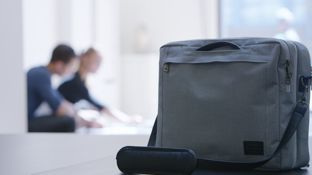 The World's Best Commuter-to-Office Bag || HACKPACK project video thumbnail
