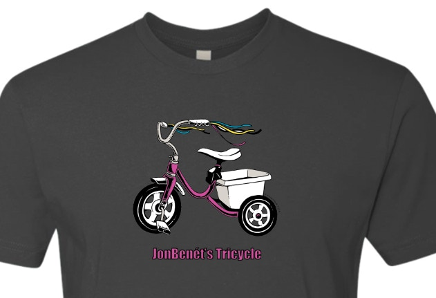 T-shirt! (M/F styles available - any size!)