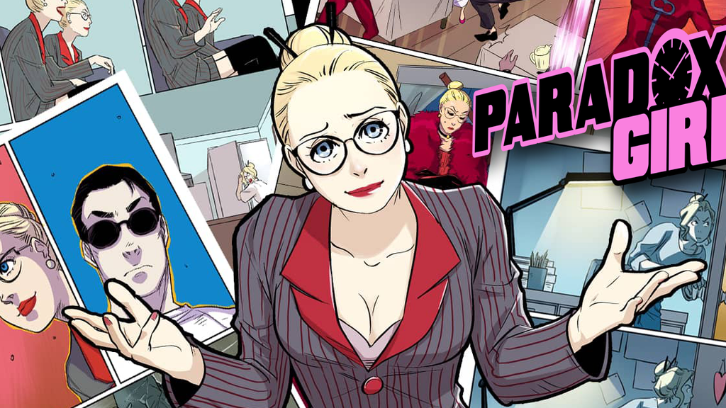 Paradox Girl: Issues #4, #5 & #6 project video thumbnail
