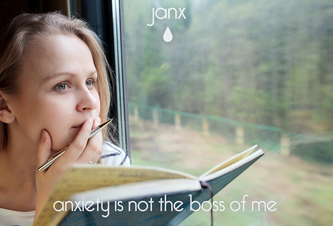Order your copy of JANX from janx.online