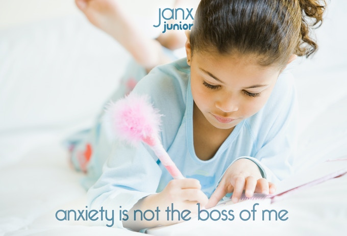 Order your copy of JANX Junior from janx.online
