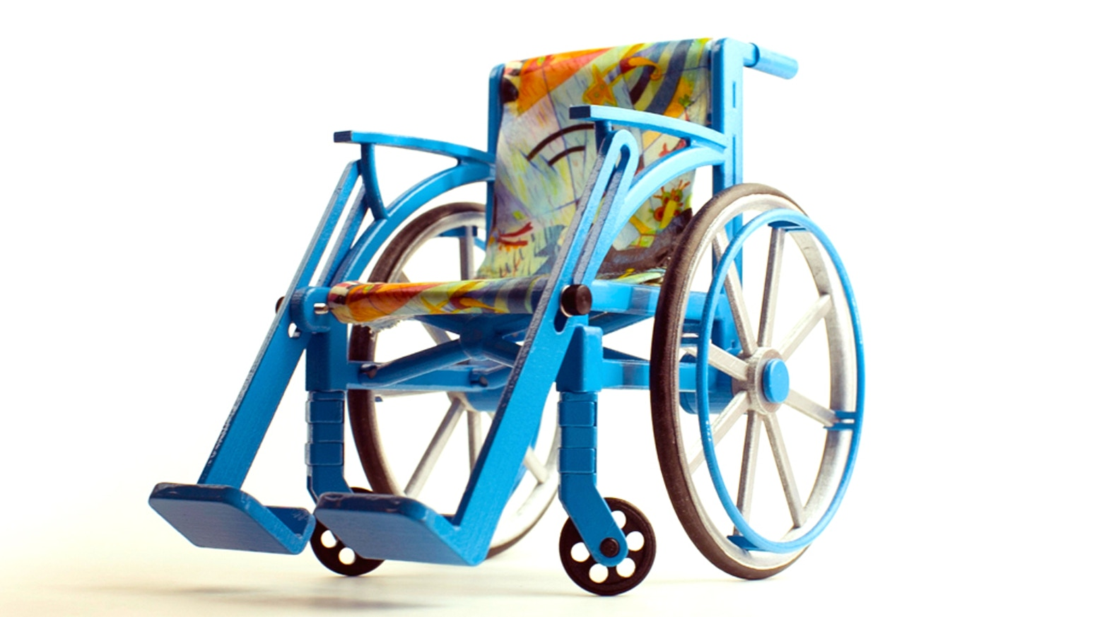 Wheelchairs for fashion dolls (Barbie sized dolls) were discontinued in 1997. Let's bring the wheelchair back to life!