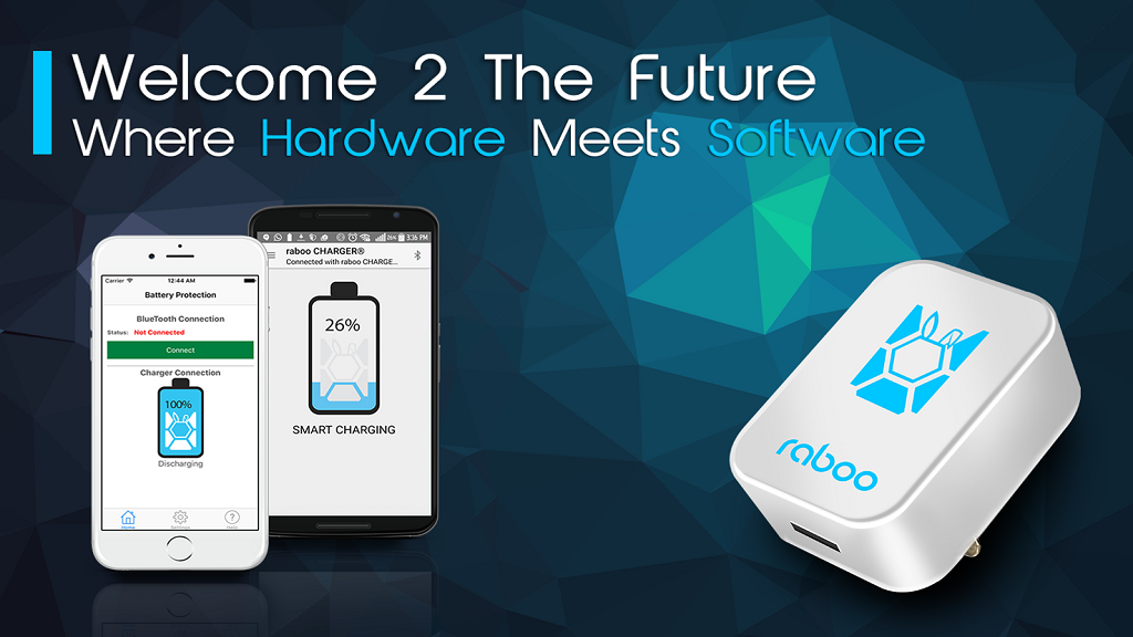 raboo SMART Charger: Enjoy Risk Free Charging with raboo SC project video thumbnail