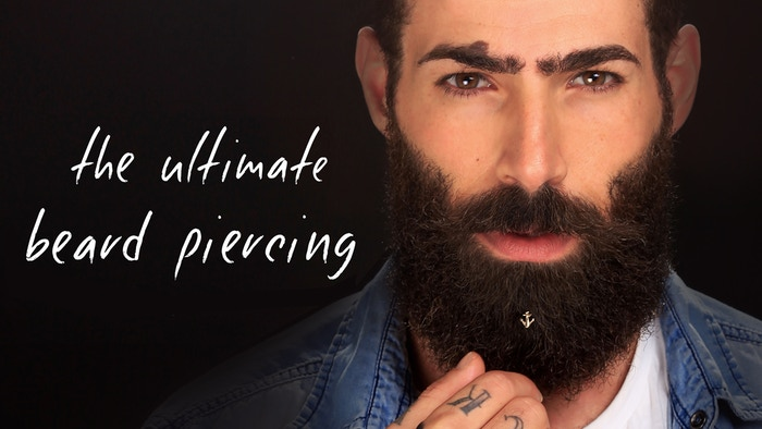 Krato Milano unveils exclusive jewelry collection for bearded men