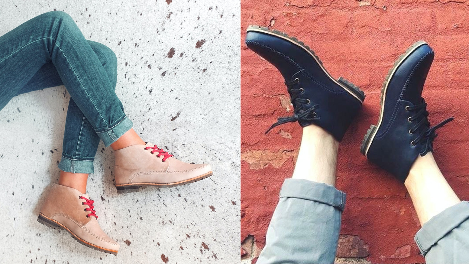 Handmade Shoes For Men And Women- The Successful Luxury Colour Revolution On Kickstarter
