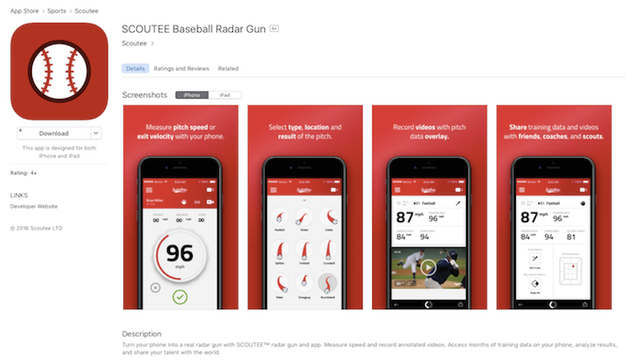 SCOUTEE - The World's First Smart Speed Radar by Scoutee