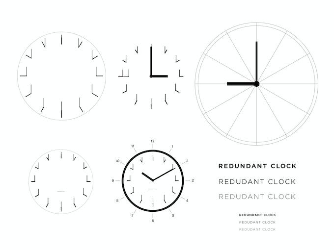 Redundant Clock by Ji Lee — Kickstarter