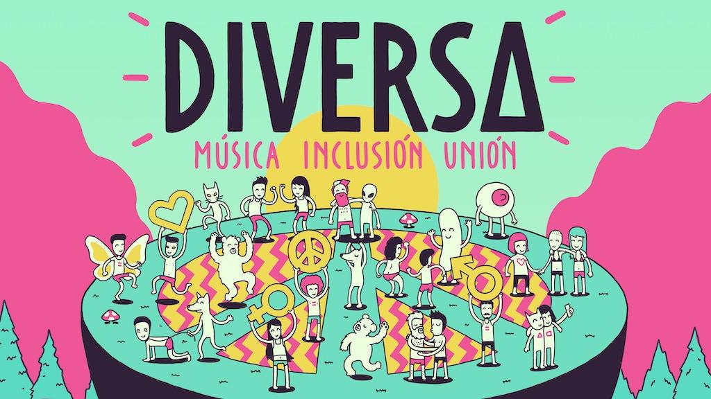 DIVERSA FESTIVAL Música+Inclusión+Unión project video thumbnail