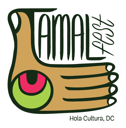 Check out our beautiful new logo by DC artist Frida Larios