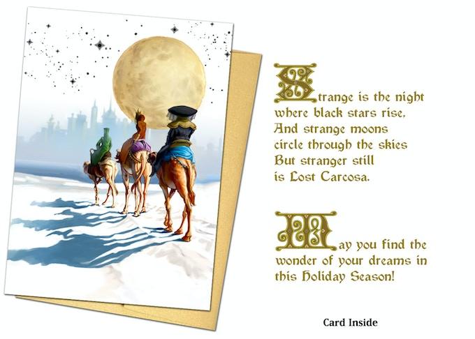 Card 4 Behind the Moon