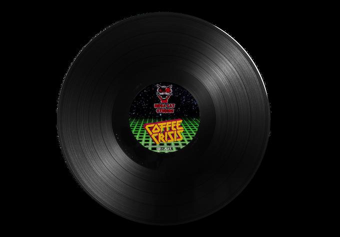 LE Chiptune Vinyl Record
