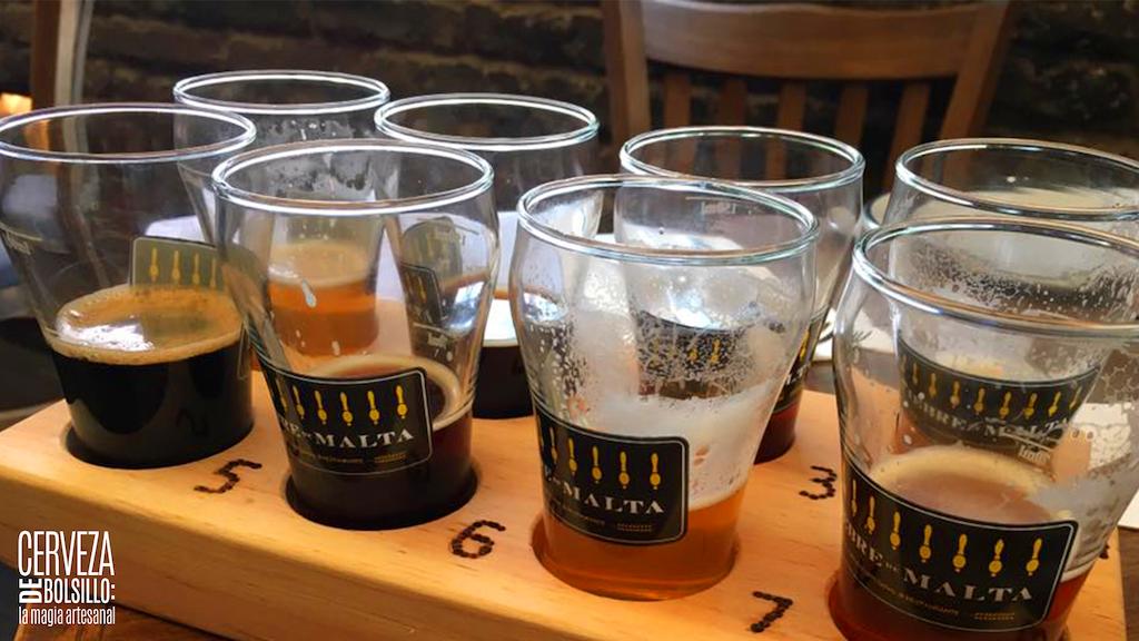 Cerveza de Bolsillo: la magia artesanal project video thumbnail