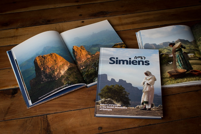 """""""Simiens"""" is a photography book portraying the nature and people of the Simien Mountains National Park in Ethiopia"""