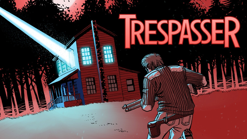 TRESPASSER project video thumbnail
