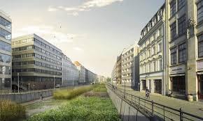 Flussbad project proposal; Berlin, Germany