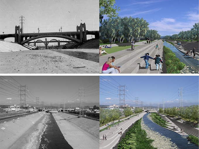 LA River photos, taken from their website