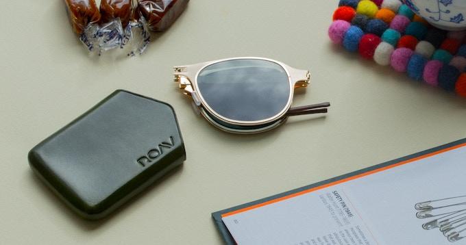 e1bc0d5c385 ROAV - World s Thinnest Folding Sunglasses by Max Greenberg ...