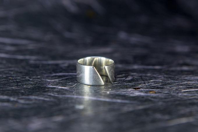 Bague en argent sterling pour Homme - Men's sterling Silver