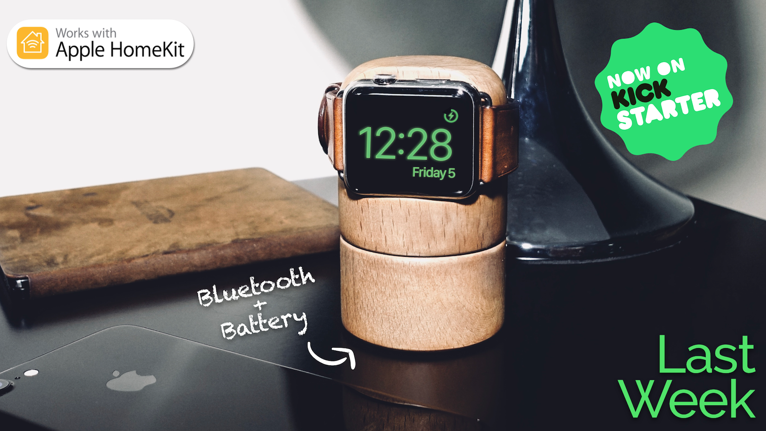 491f6237f Totm+Travl for Apple Watch the Ultimate 3in1 by padawanlab — Kickstarter