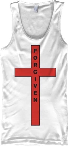 Forgiven Tank Top