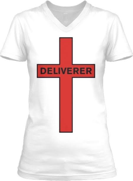 Deliverer V-Neck