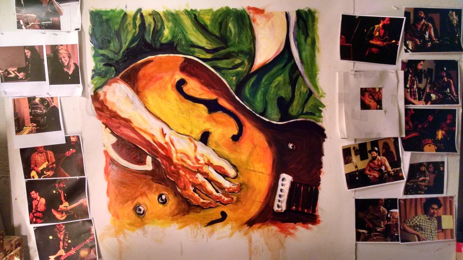 New Double Album: Recitative by Robt Sarazin Blake — Kickstarter