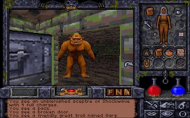 Garg -- Not really a fan of goblins, per se…