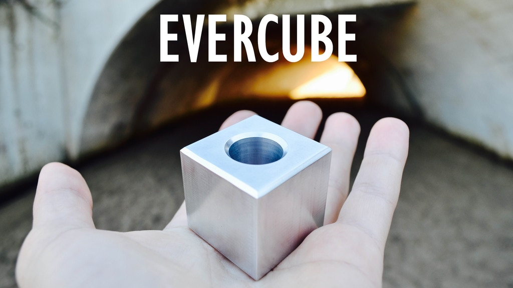 EverCube | Lifetime Toothbrush Holder & Multipurpose Cube project video thumbnail