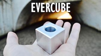 EverCube   Lifetime Toothbrush Holder & Multipurpose Cube