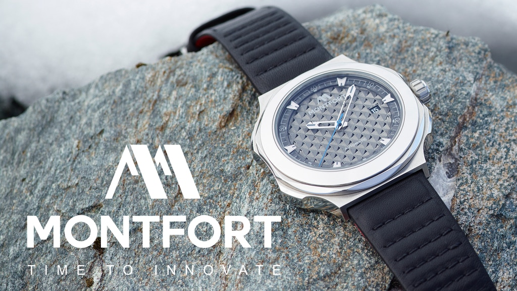 Montfort Watches - Time to Innovate project video thumbnail