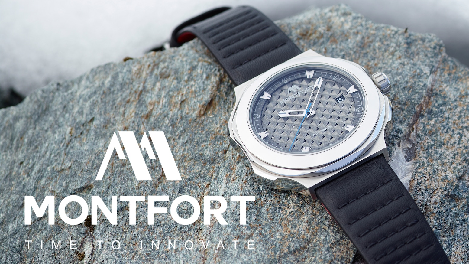 Montfort design and build exciting Swiss automatic watches that integrate innovative and unique technologies.