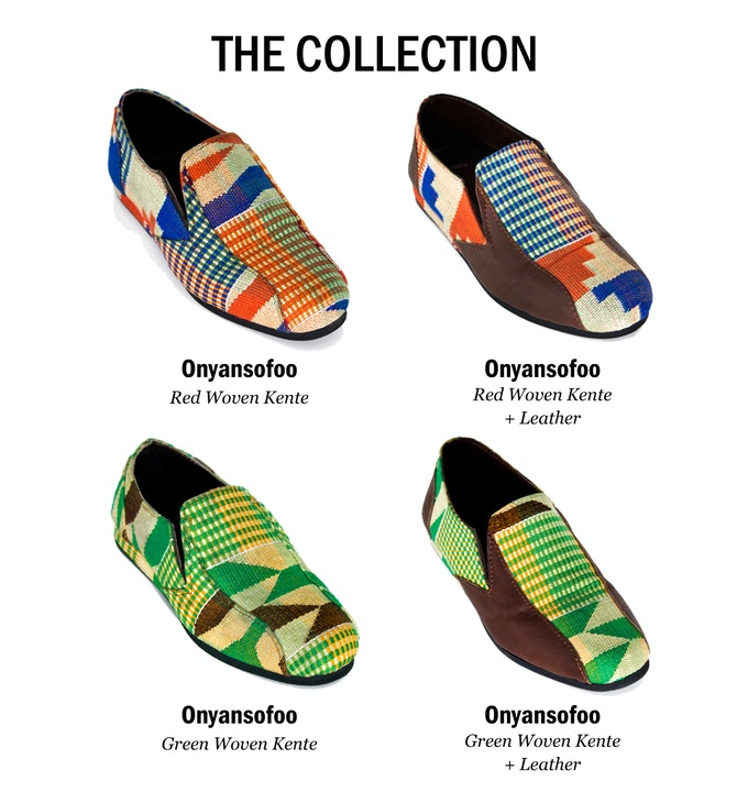 0de3bdf04b887 Kwame Baah | Exquisite Handcrafted footwear from Ghana by George ...