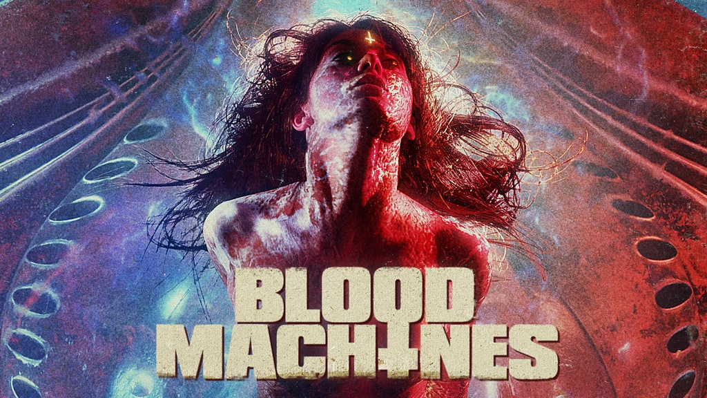BLOOD MACHINES - Turbo Killer 2 project video thumbnail