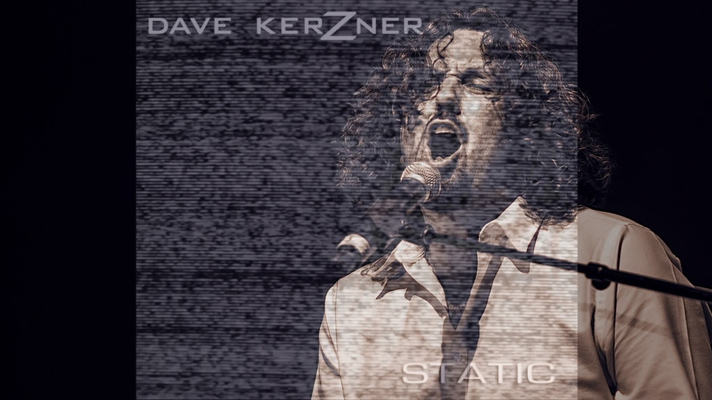 """Static"" A Progressive Rock Album by Dave Kerzner project video thumbnail"