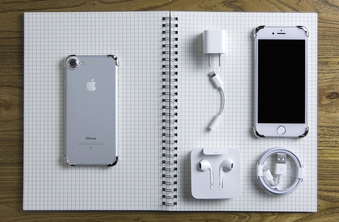 Apple Style - Silver