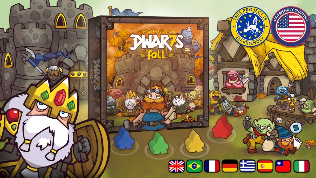Dwar7s Fall project video thumbnail