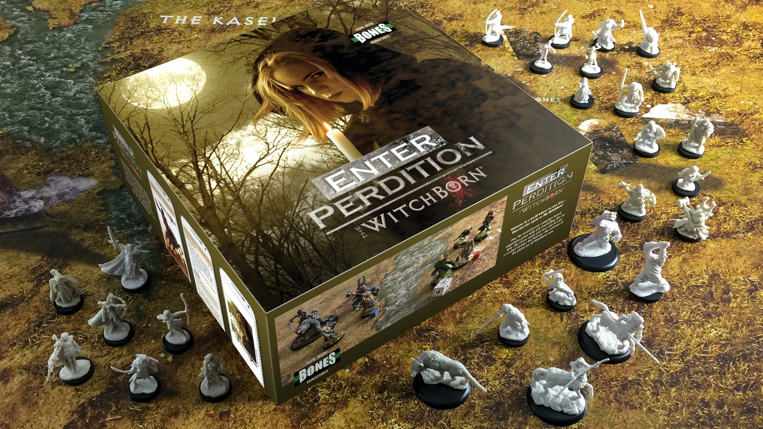 The WitchBorn: Enter Perdition by The WitchBorn ...