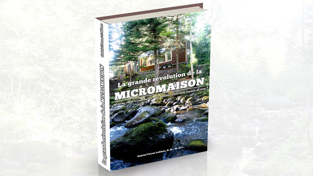 La grande révolution de la micromaison | livre tiny house project video thumbnail