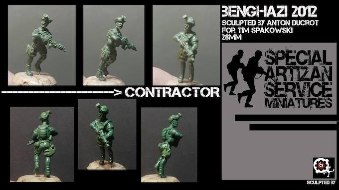 Contractor #2