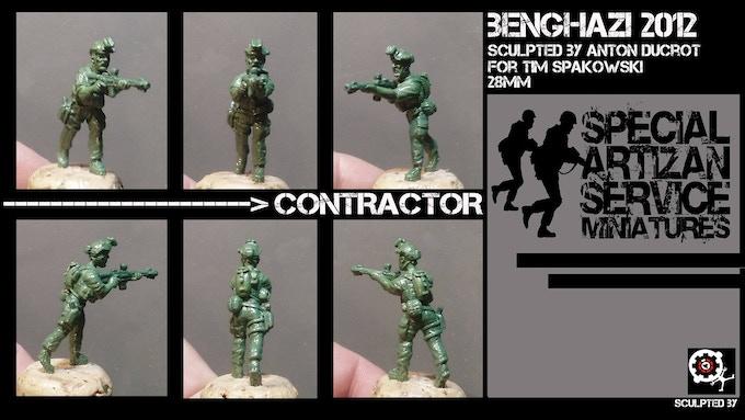Contractor #3