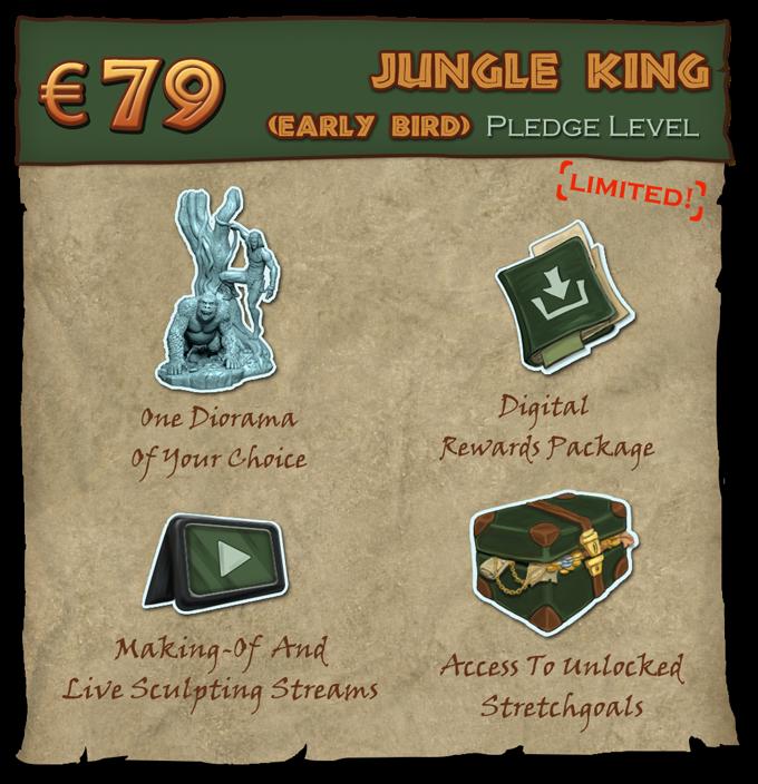 Jungle King (Early Bird)