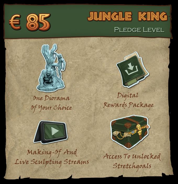 Jungle King Pledge