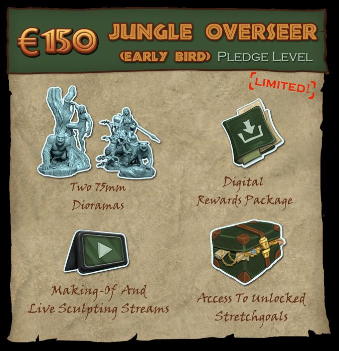 Jungle Overseer (Early Bird)