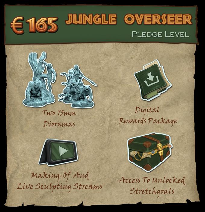 Jungle Overseer Pledge