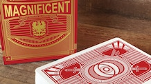 Magnificent, Luxury Playing Cards