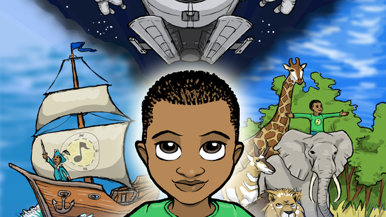 Joshua's Amazing Adventures
